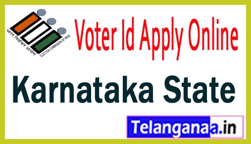 Voter ID Card Apply in Karnataka State
