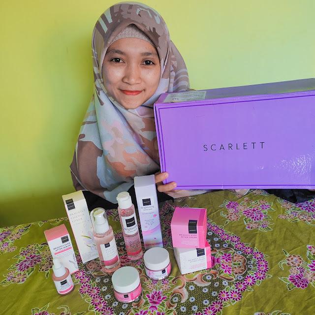 Scarlett Face Care Whitening