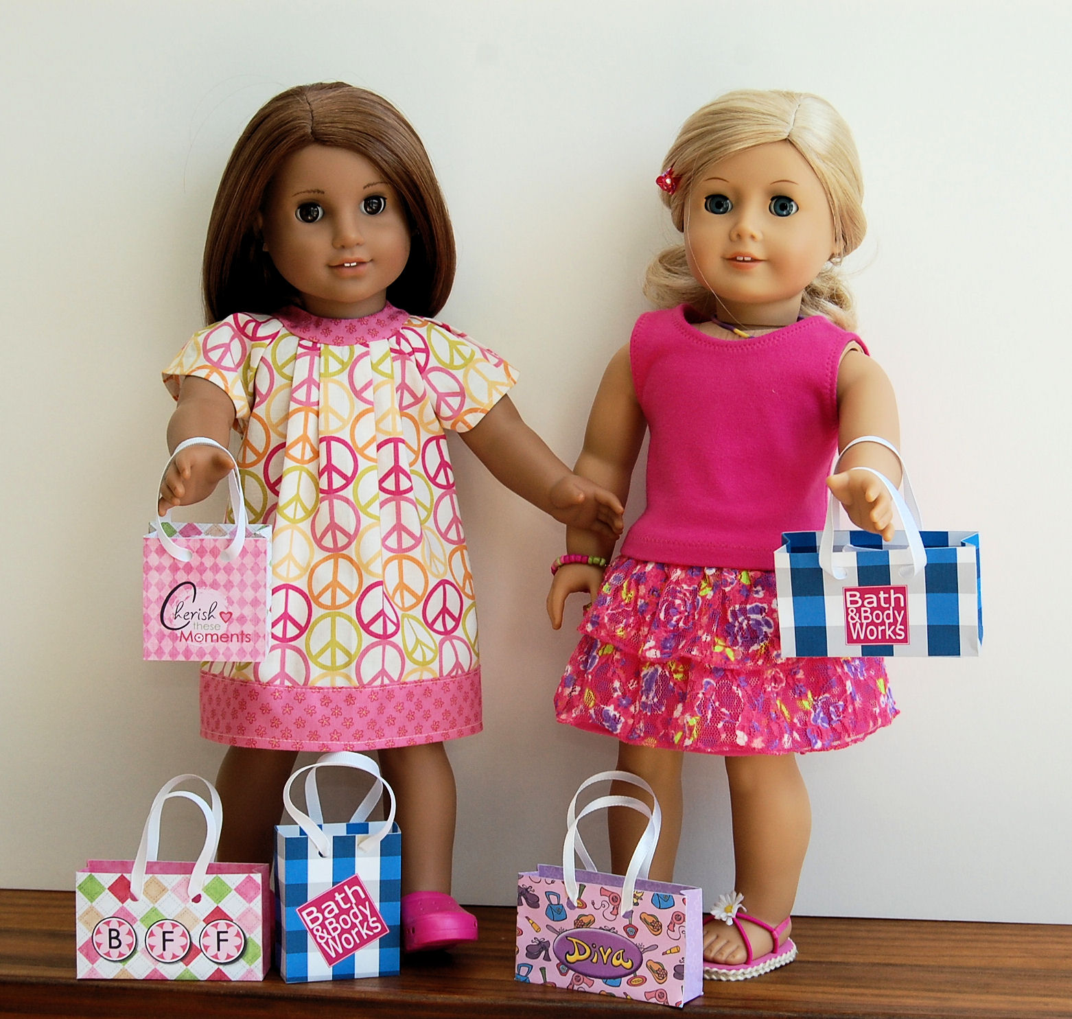 Sewing For American Girl Dolls Free Printable Shopping