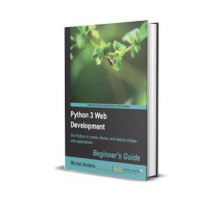 E-BOOK Python 3 Web Development Beginner's Guide