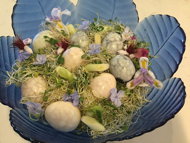 MOA'S FANCIFUL EASTER SALAD