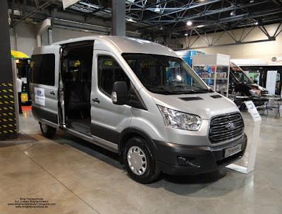 Ford Transit, SilesiaKOMUNIKACJA 2018