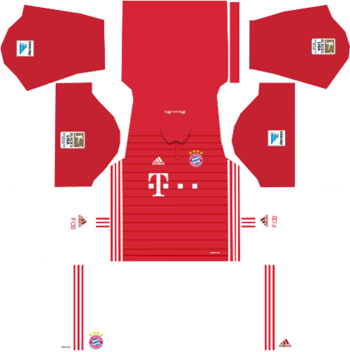 FC Bayern Munich 2017 2018 Dream League Soccer Kits Kuchalana