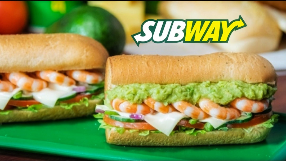 Check Out This Stuffed Shrimp Avocado Sandwich From Subway In Taiwan Pinoy Formosa