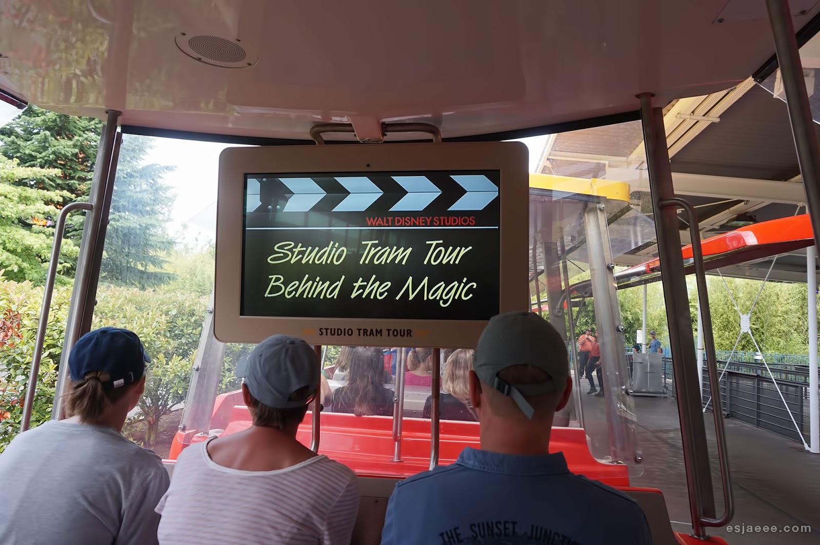 Studio Tram Tours