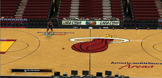 NBA 2K13 Mods American Airlines Center Stadium