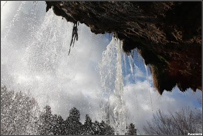 El Despeñaderuelo (Cascada Del Molino De San Pedro, Río Cabriel)