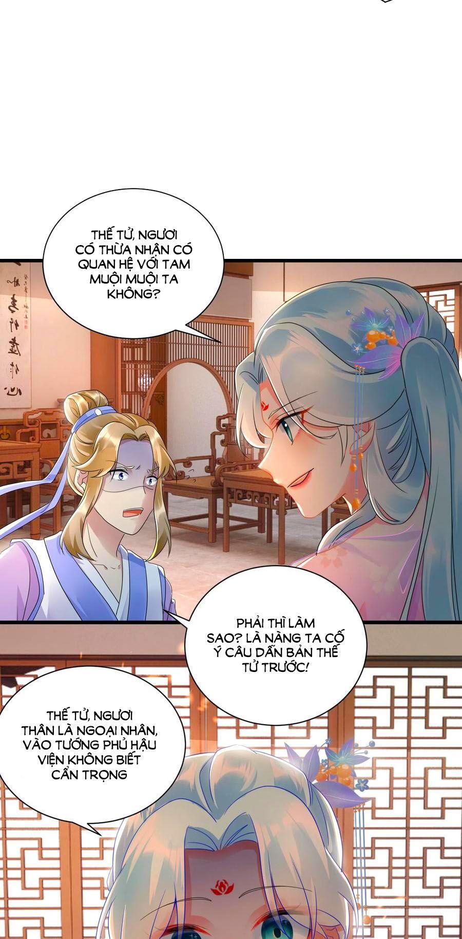 PHƯỢNG QUY TRIỀU: LÃNH VƯƠNG THỊNH SỦNG PHÁP Y PHI Chapter 22 - upload bởi truyensieuhay.com