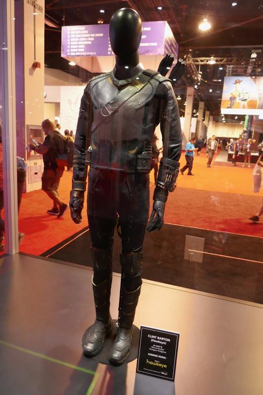 Jeremy Renner Avengers Endgame Hawkeye costume