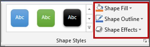 Shape Styles 2