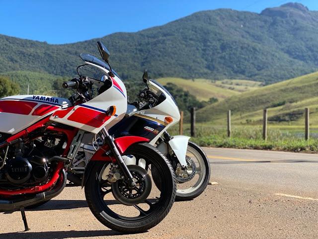 31fb87b0 1f05 4f8a 80d4 846566fe5d70 - Yamaha RD 350 LC x Honda CR 450 SR, o eterno desafio