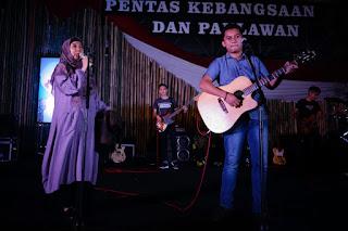 Seru Wagub Siti Rohmi, Ikut Bernyayi di Pentas Musik Kebangsaan