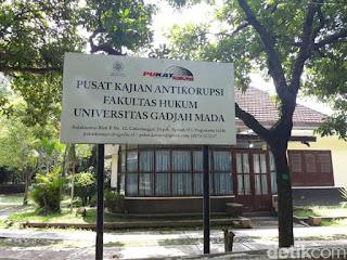 Pukat UGM Soal Pencurian Barbuk Emas Nyaris 2 Kg: Pukulan Bagi KPK!