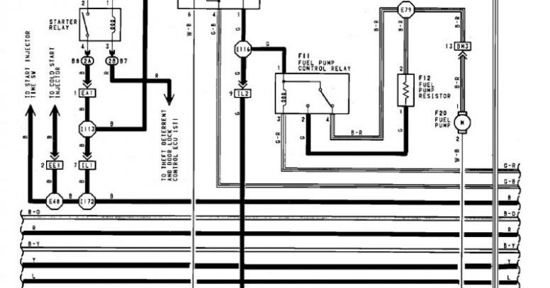 Lexus V4 Engine Wiring Diagram