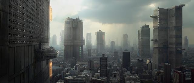 Dredd Mega City One