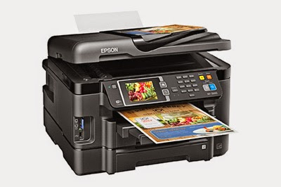 epson wf-3640 printer driver