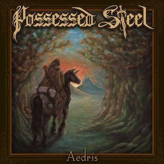 """Ο δίσκος των Possessed Steel """"Aedris"""""""