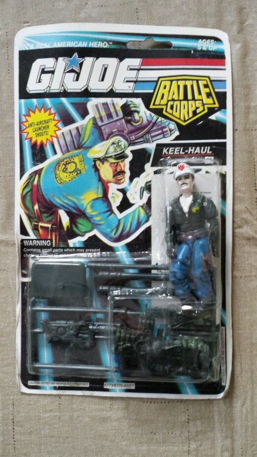 Bootleg, 1992, 1993, Alley Viper, Cobra Commander, Firefly, Cross Country, Keel Haul, Leatherneck, Iceberg, Dr. Mindbender, Roadblock, Gung Ho