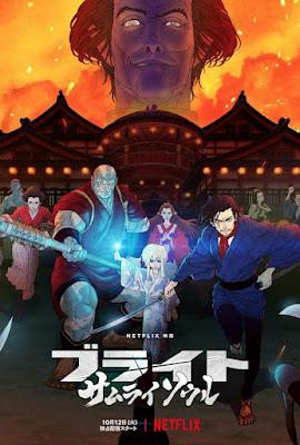 Bright: Samurai Soul 2021 DVD Custom HD NTSC Latino