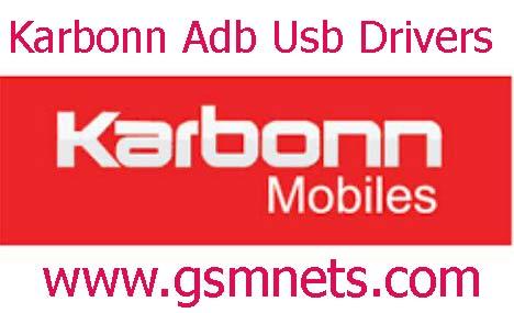 Karbonn Adb Usb Drivers Download