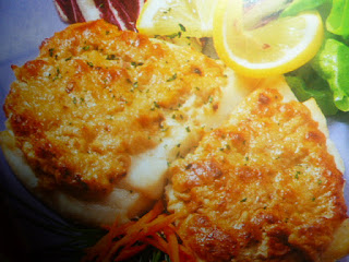 cucina egiziana pesce al sesamo  goloso