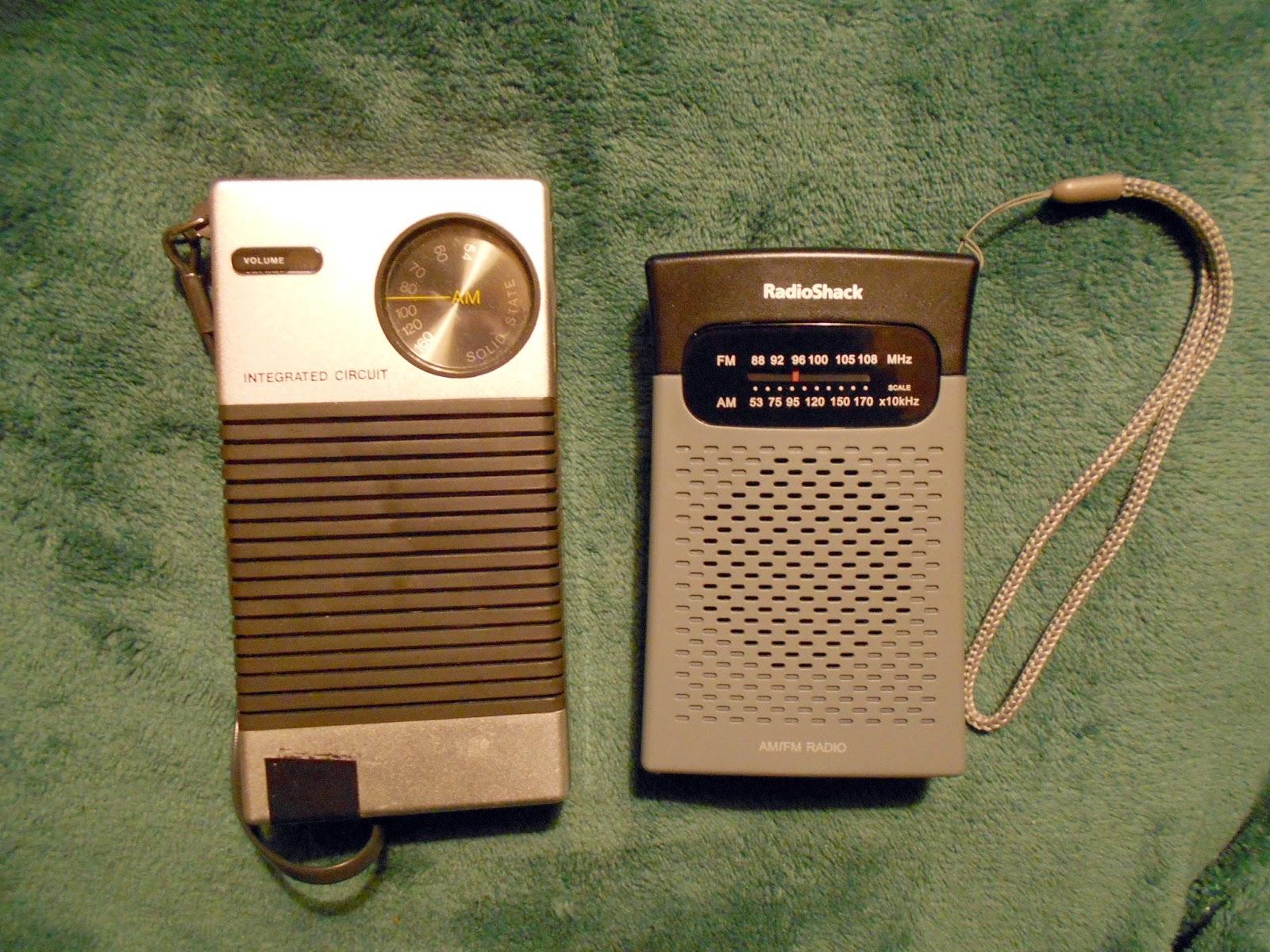 Interrock Nation Radio Shack 120 586 Pocket A Sleeper Mw One Chip Am Receiver Long Distance
