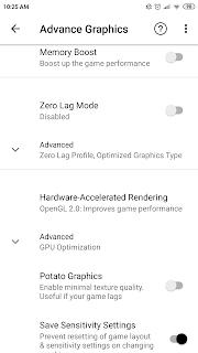 PUB Gfx Tool for PUBG Mobile