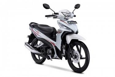 Honda Revo Fi salah satu motor Honda dengan DP murah