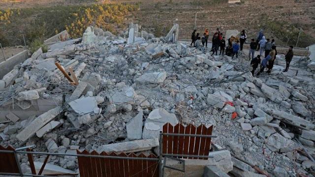 ONU: Israel demolió o confiscó 39 edificios palestinos en 2 semanas