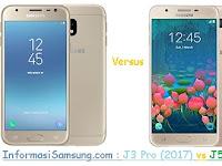 Samsung Galaxy J3 Pro (2017) vs J5 Prime Harga dan Spesifikasi
