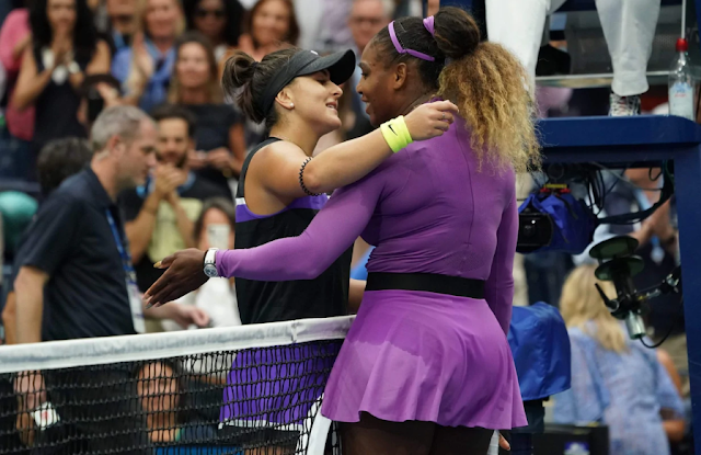 US Open 2019 final: Serena Williams loses her fourth grand-slam final in a row as 19-year-old Bianca Andreescu defeats her