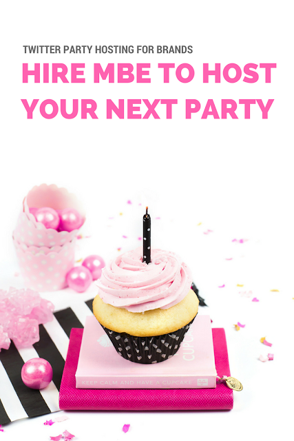 Twitter Party Planner Host