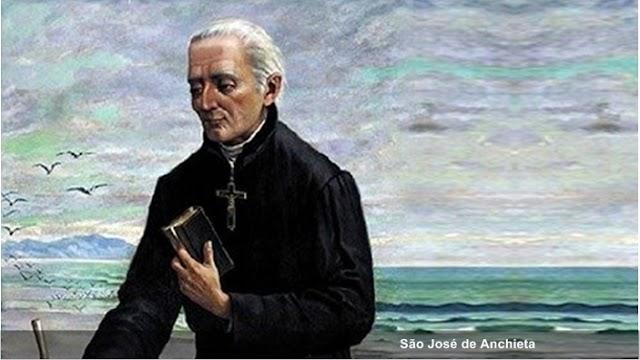 Anchieta: o Santo reconciliador do Brasil