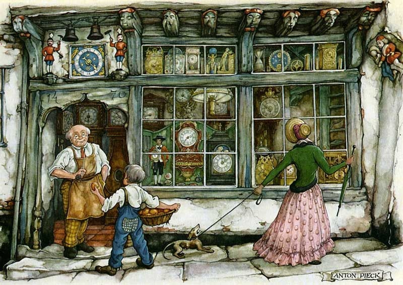 05-Anton-Franciscus Pieck-1895-to-1987-a-life-of-Illustrations-and-Paintings-www-designstack-co