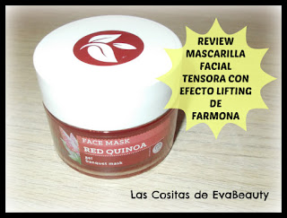 #Mascarillafacial #Farmona #notino #review #opinion #mask #lowcost