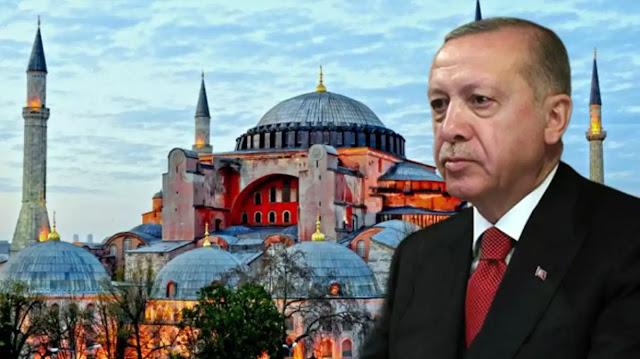 Η αθλιότητα του Ερντογάν ολοκληρώθηκε