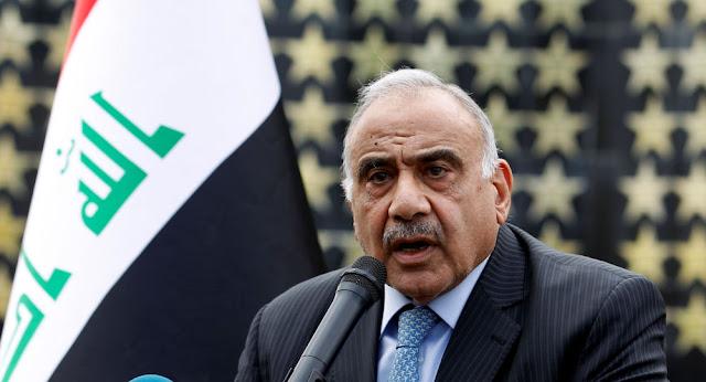 العراق يعرب عن رفضه لقصف واشنطن لمواقع الحشد ويعتبره انتهاكا للسيادة