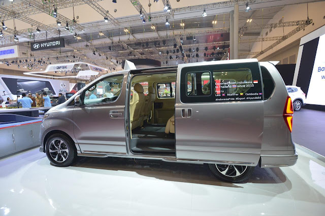 harga Hyundai H-1 Royale Limited Edition