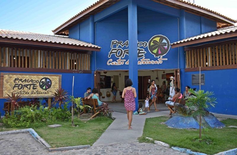 Centro de Artesanato Praia do Forte