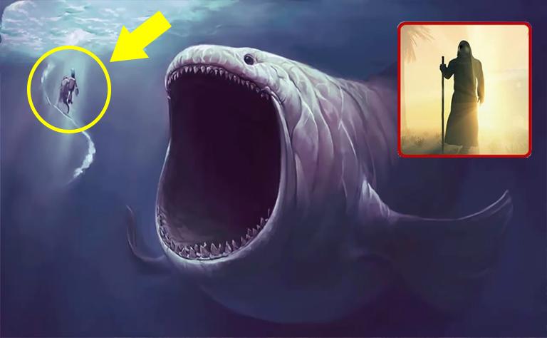 هل تعلم أن الحوت الذي ابتلع سيدنا يونس عليه السلام لا يزال حياً حتى الآن؟