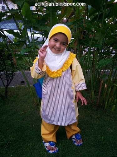 Little Caliph Girl