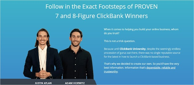 Join The Fully Upgraded ClickBank University 2.0