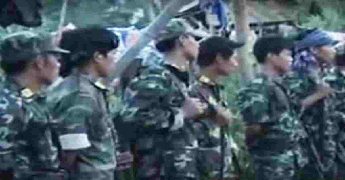 Two NSCN (K) activists indicted for blackmail, get 3 years prison.