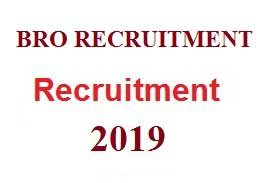 bro recruitment,bro recruitment 2018-2019,bro recruitment 2019,bro recruitment 2018 application form,www bro recruitment 2013,bro recruitment je civil,bro recruitment 2019 application form,www.bro.gov.in recruitment 2019
