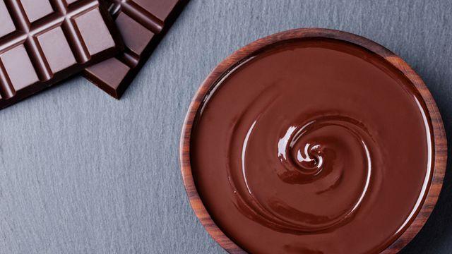 طريقة عمل صوص شوكولاته