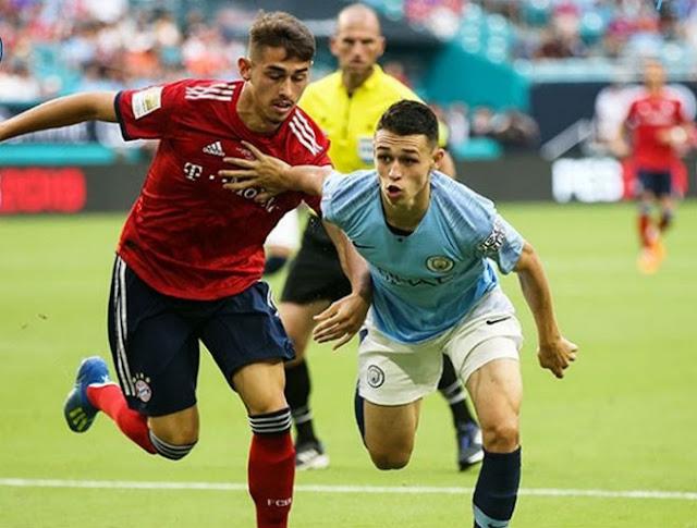 Video Bayern Munich - Man City: Kịch bản không tưởng, rượt đuổi ngoạn mục