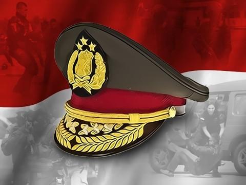 46 Jenderal Polri Naik Pangkat, Berikut Daftarnya