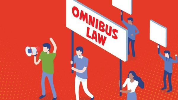 Sederet Poin yang Bikin Buruh Resah, Benarkah Ada di Omnibus Law?