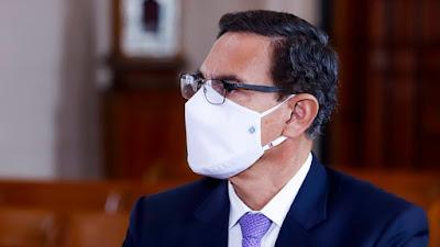 Presidente Vizcarra es citado por el equipo especial Lava Jato por Caso Obrainsa