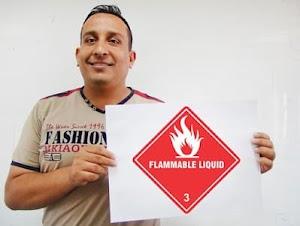 Dangerous Goods Class 3     Flammable Liquids